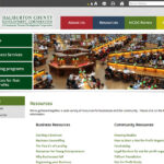 Haliburton County Development Corporation Inside page