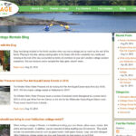 All-Season Cottage Rentals Cottage Blog page