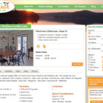 All-Season Cottage Rentals Cottage Profile page
