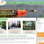 All-Season Cottage Rentals home page