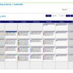 Stonegate Calendar