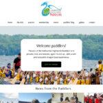 Haliburton Highlands Paddlers website home page