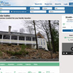 Cottage Care Rentals - Cottage Profile page