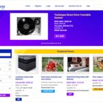 Screenshot of the ShopCloseBuy applicaation